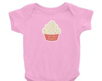 Happy Cupcake - Infant Bodysuit