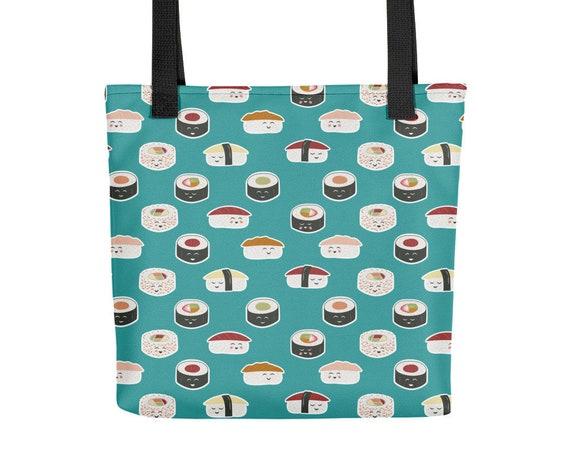 Happy Sushi Tote