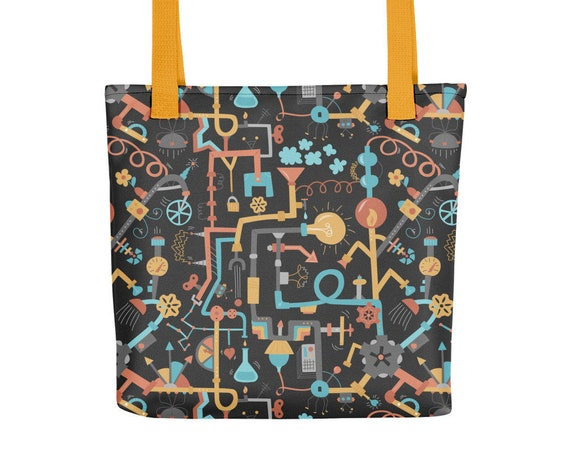 Pipe Dreams Tote