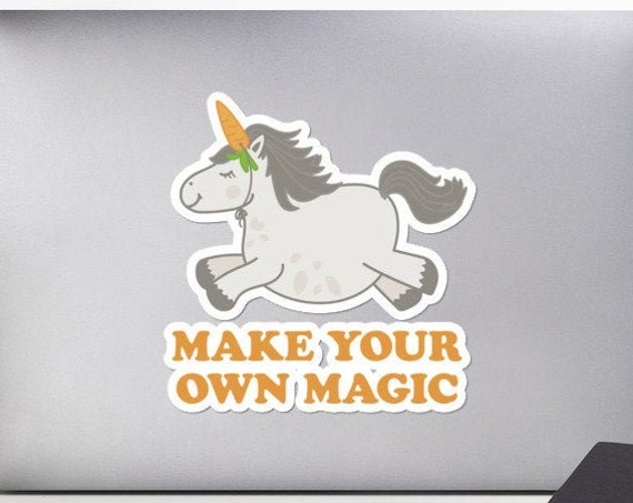 Make Your Own Magic Stickers