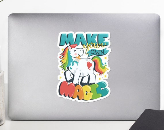 Make Your Own Magic - Sticker