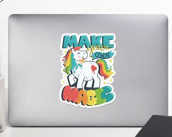Make Your Own Magic - Sticker