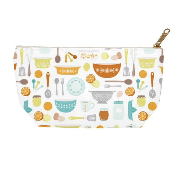 Citrus Kitchen Accessory Pouch