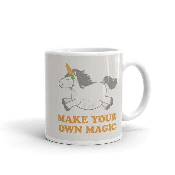 Make Your Own Magic Mug
