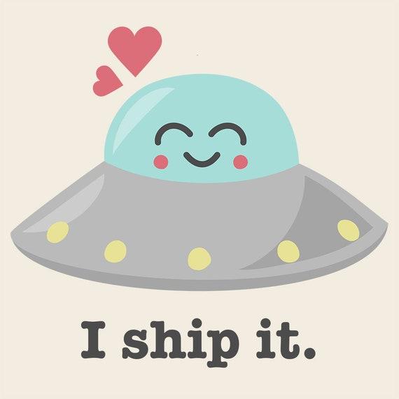 i ship it.