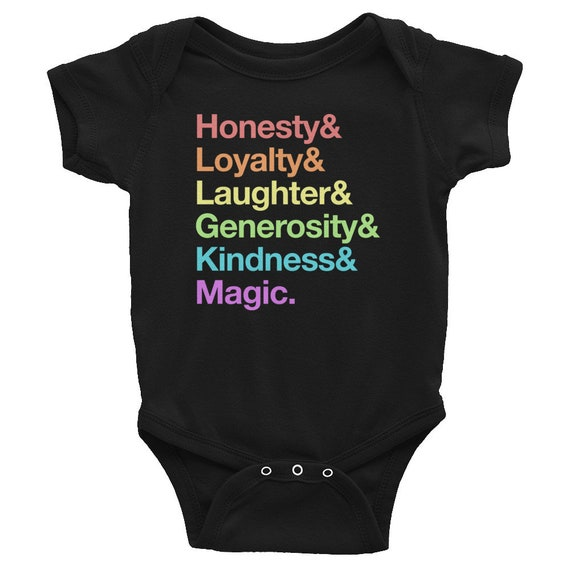 Elements of Harmony Infant Bodysuit