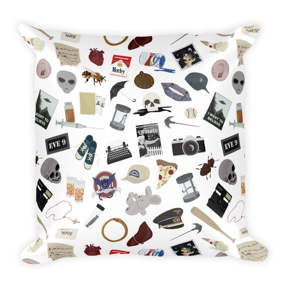 The X-Files Episodes Pillow