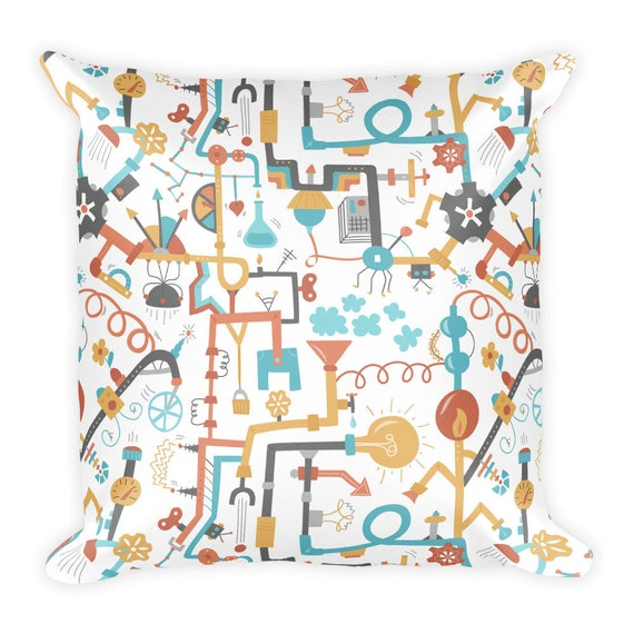 Pipe Dreams Pillow