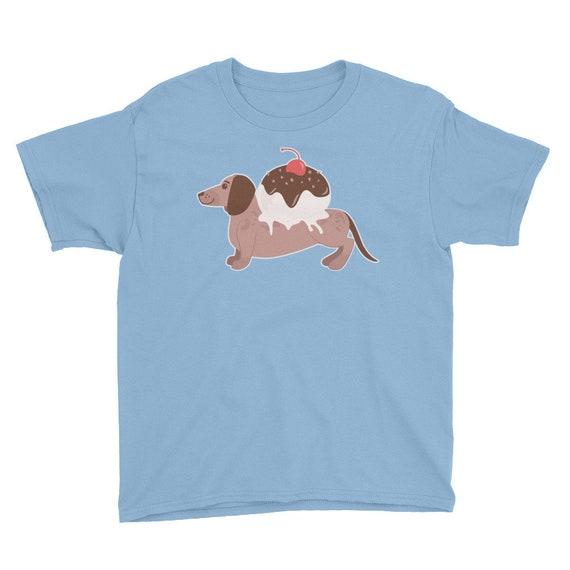 Dachsundae Kids T-Shirt