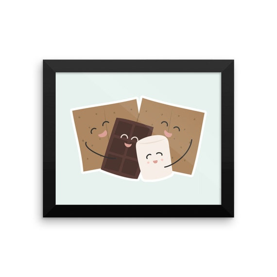 Group Hug Framed Poster