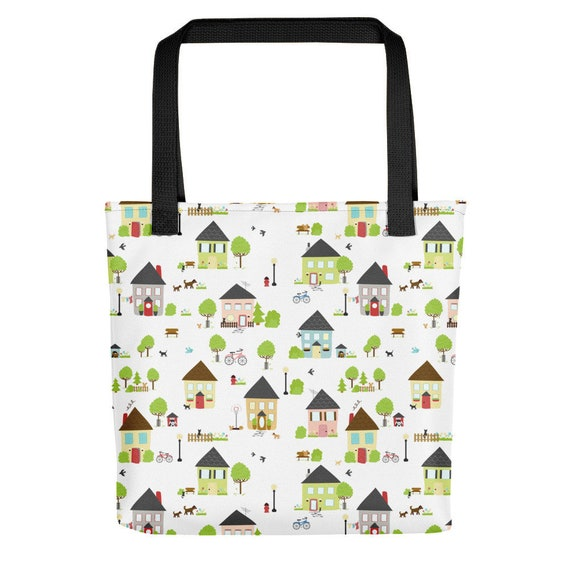 Little Boxes Tote