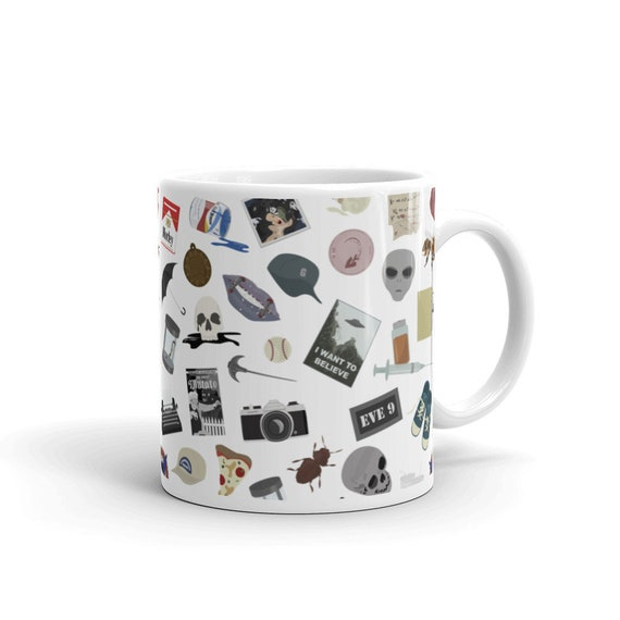 X-Files Episodes Mug