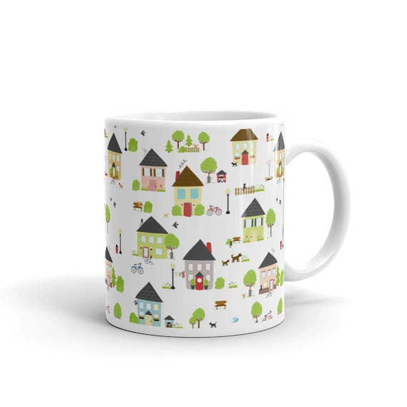 Little Boxes Mug