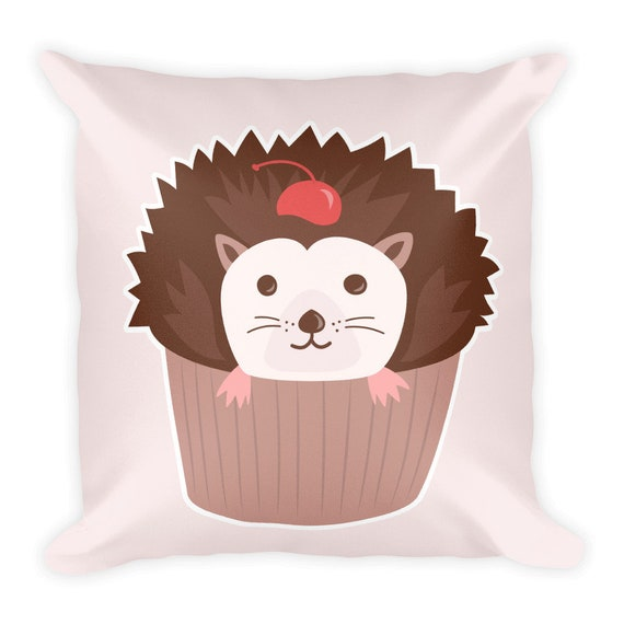 Hedgecake Square Pillow