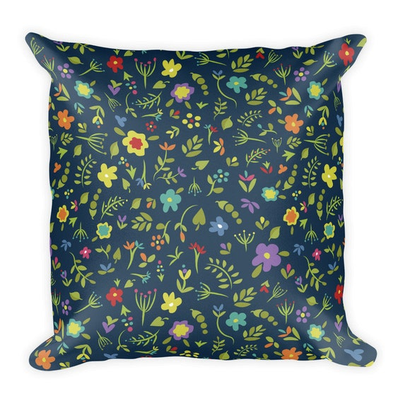 Floral Dreams Pillow