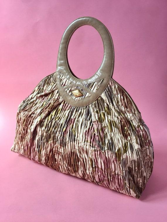 Vintage 80s Sharif Handbag