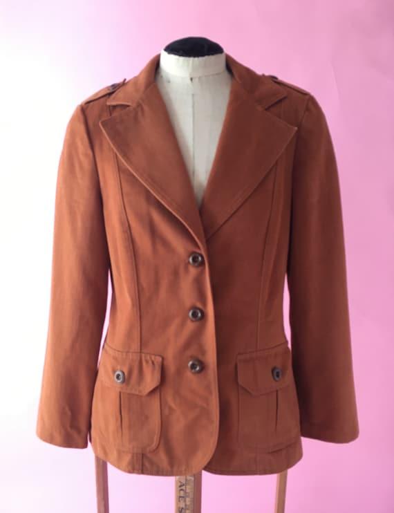 70s Vintage California Jacket