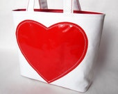 Big Fat Heart Tote