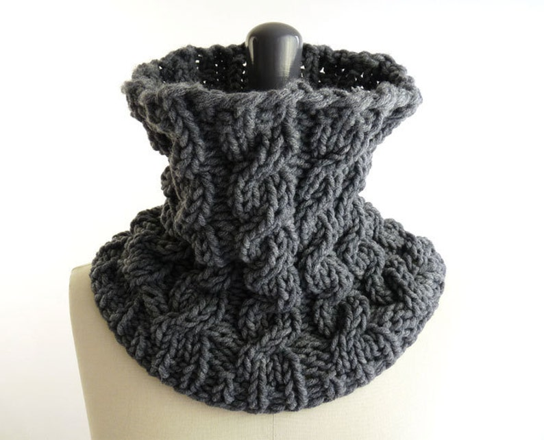 PDF Knitting PATTERN / Printable Knitting INSTRUCTIONS to Hand image 0