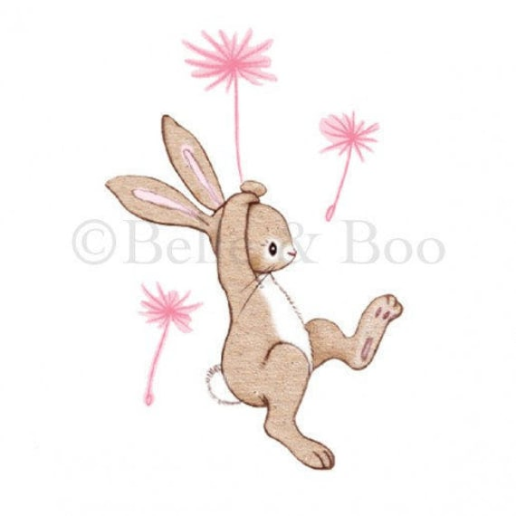 Wandtattoo Hase Kaninchen Wandtattoo Kinderzimmer Etsy