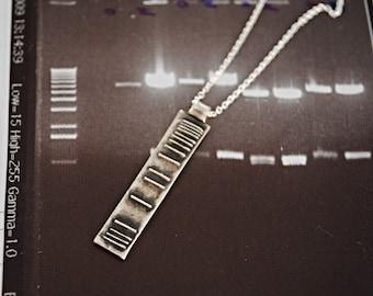 DNA Ladder Necklace
