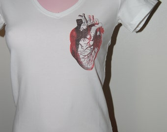 Beating heart Tshirt
