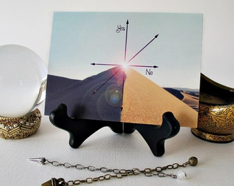 Pendulum Board featuring a Giant Sand Dune