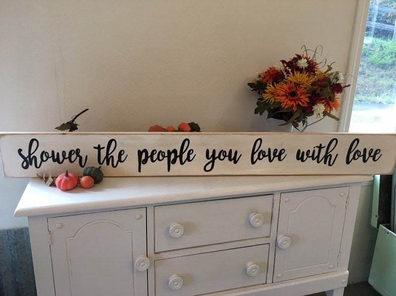 Shower the People You Love with Love • Let Every Heart