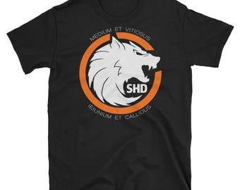 SHD Wolves Division Short-Sleeve Unisex T-Shirt