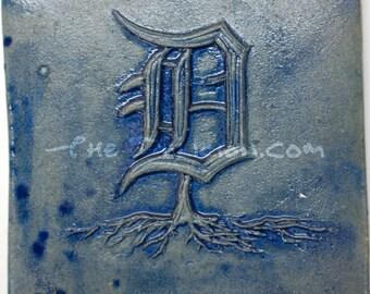 Detroit Has Roots Tile