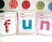 reserved for RoxysDiamond ... iron-on fun...vintage (or not) letters\/initials to customize (almost) anything ... set of 4 for the price of 3