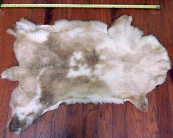 "Rootbeer Float Tsigai Transylvania Sheepskin, 38"""