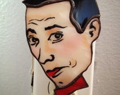 Pee Wee Herman Stained Gl...