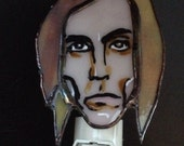 Iggy Pop stained glass Ni...