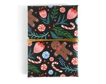 Christmas Pattern Wrapping Paper 1 Sheet