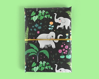 Tropical Forest Wrapping Paper 1 Sheet