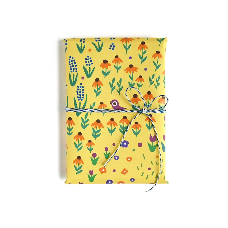 Meadow Wrapping Paper 1 Sheet image 0