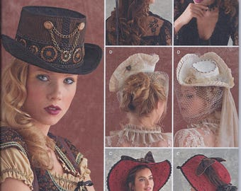 db5dce8e7 Steampunk top hat   Etsy
