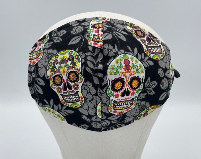 Fabric Mask Day Of The Dead