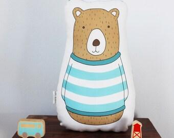Bear Plush Toy, Stuffed Animal