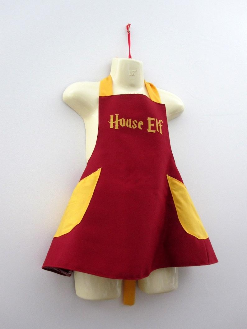House Elf Apron Costume child  Harry Potter image 0