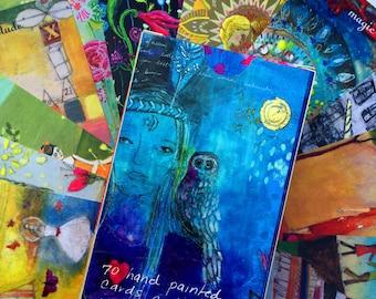 70 Card Oracle Deck and Interpretation Booklet