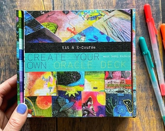 Create Your Own Oracle Deck E-Course & Kit
