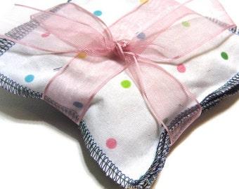 Set of 3 Dryer and Drawer Sachets - Lavender Mint Chamomile