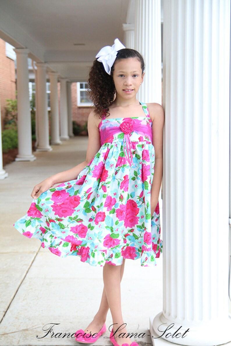 Rose Pink Halter Dress