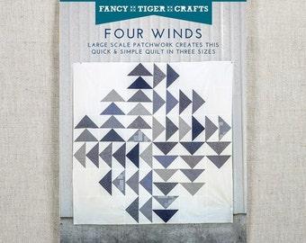 Four Winds Paper Quilt Pattern