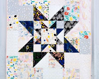 Double Star PDF Quilt Pattern