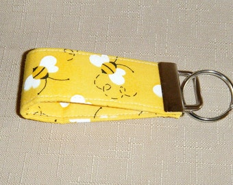 Mini Key Fob  - Bumblebees 2