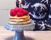 Personalized Birthday Gift, Custom Cupcake Stand, First Birthday, Gift Ideas, Personalized Baby Gift, Photo Prop, Keepsake