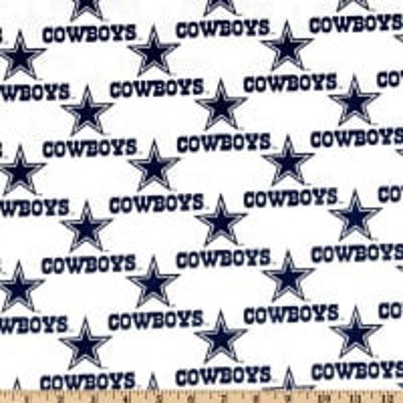 MadieBs Custom Boutique Dallas Cowboys EDC Hanks Men/'s 16 x 16 Handkerchief Set of 2